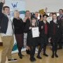 'Young Flyers' Award success for Wythenshawe
