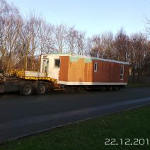 WCHG modular build home