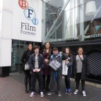 BFI Award for WOW Zone students