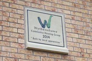 Built by WCHG Apprentices