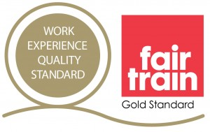 Fair Train Gold Standard Logo