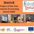 Motiv8 Win National Award