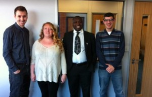 WCHG's New Housing Trainees