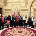 Lord Mayor with WCHG Volunteers