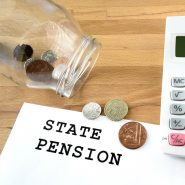 New State Retirement Pension