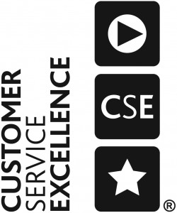 Customer Service Excellence logo