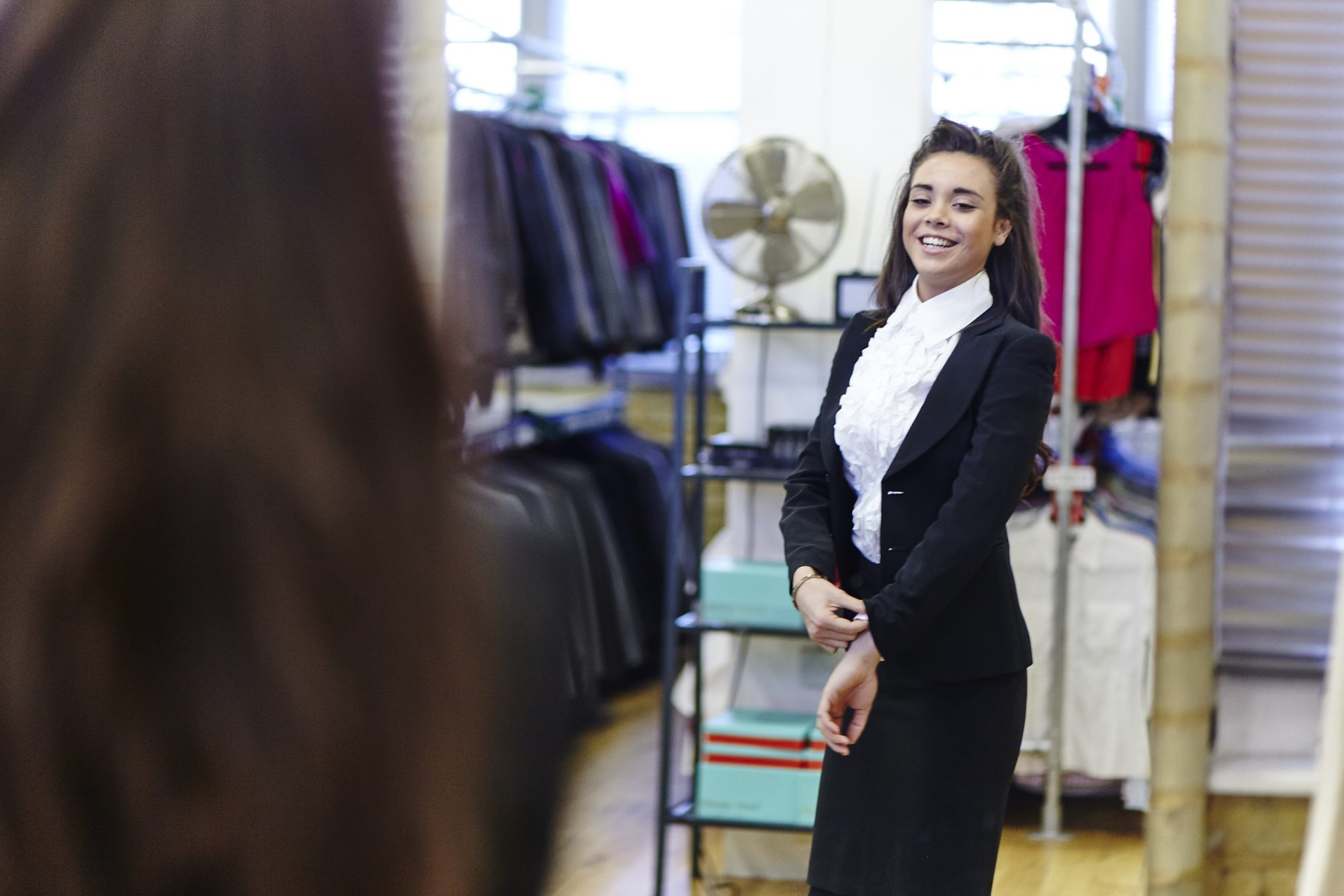 Smart Works Provide Interview Clothes And Coaching Skills For Women