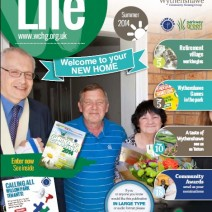 Summer Newsletter 14 Front Cover