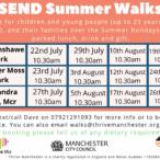 Summer SEND Walks