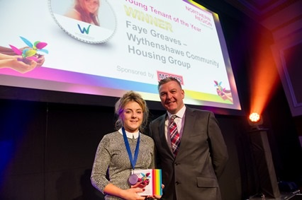 TPAS Award for Wythenshawe
