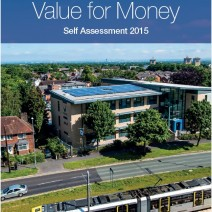 Value For Money 15 Front Cover