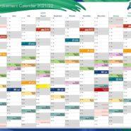Resident Involvement Calendar