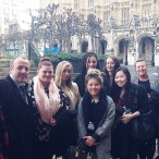 WCHG Youth visit to Parliament with Mike Kane MP 2
