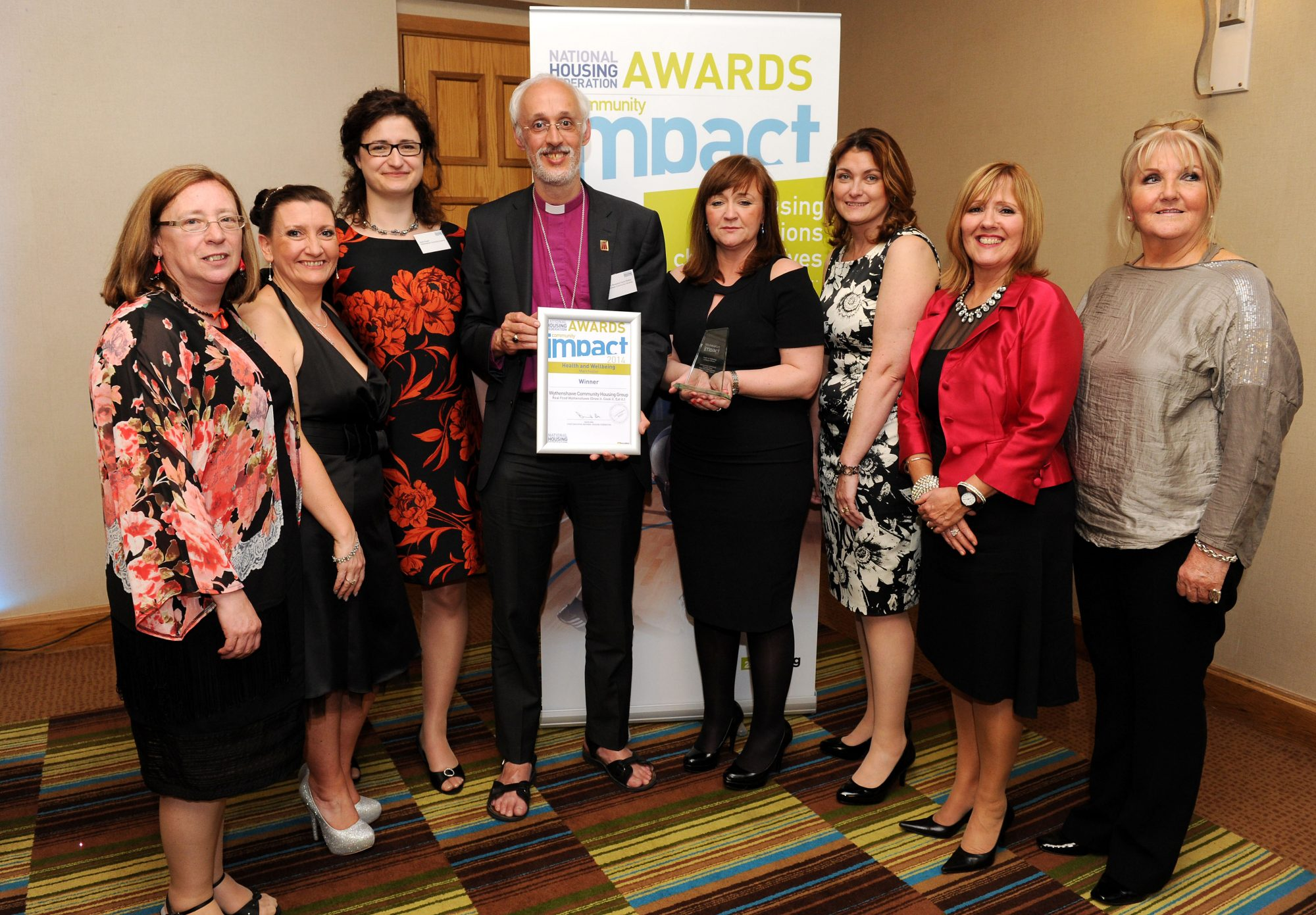 WCHG's Real Food Team Wins A Place at National Awards Finals image