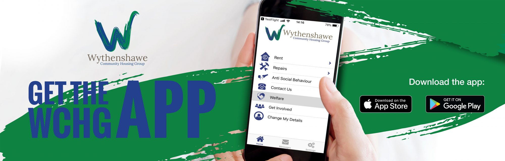 WCHG App