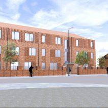 Woodhouse Lane Development