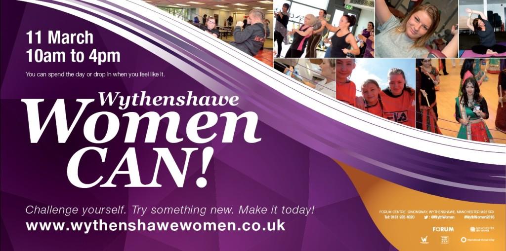 Wythenshawe Women Can